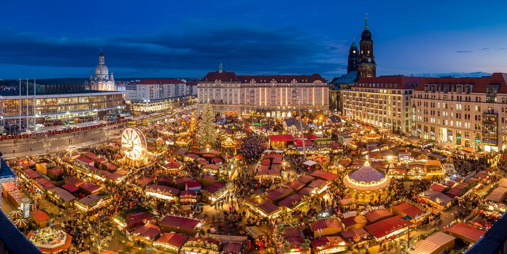 Dresden Christmas Markets Dates 2020 Dresden Striezelmarkt